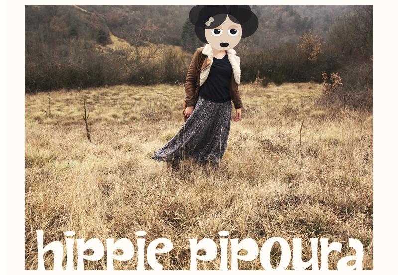 hippie pipoura
