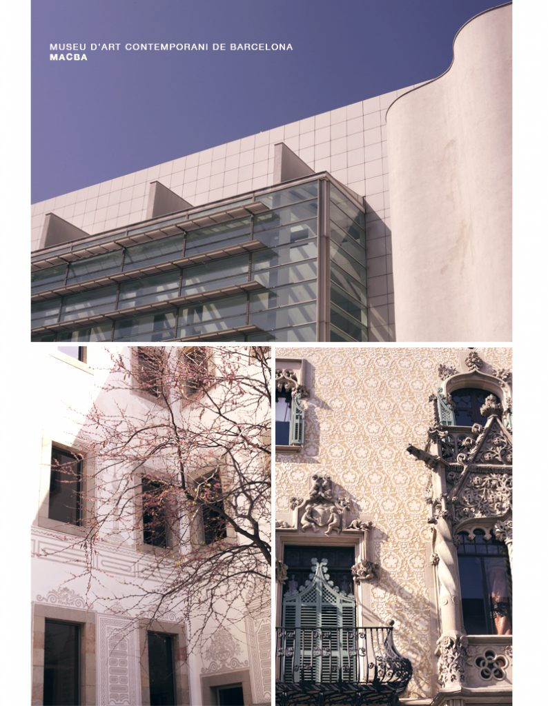 musée d'art contemporain Barcelone