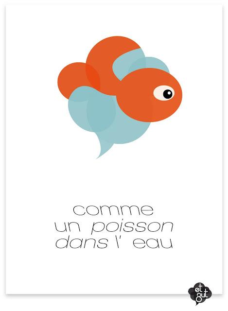 et zut... comme un poisson dans l'eau