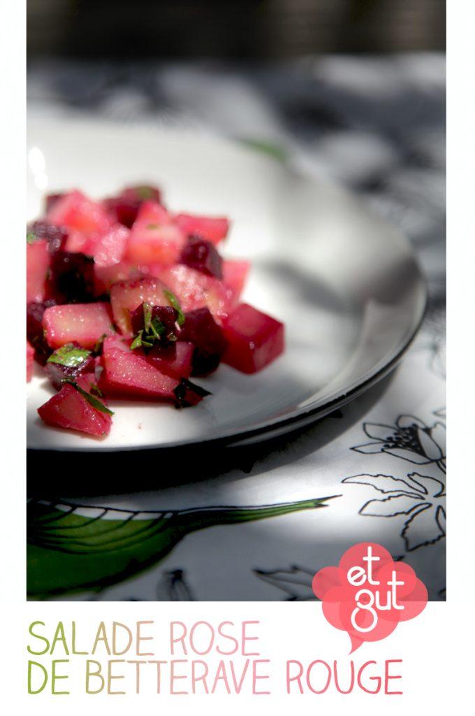 recette betterave rouge