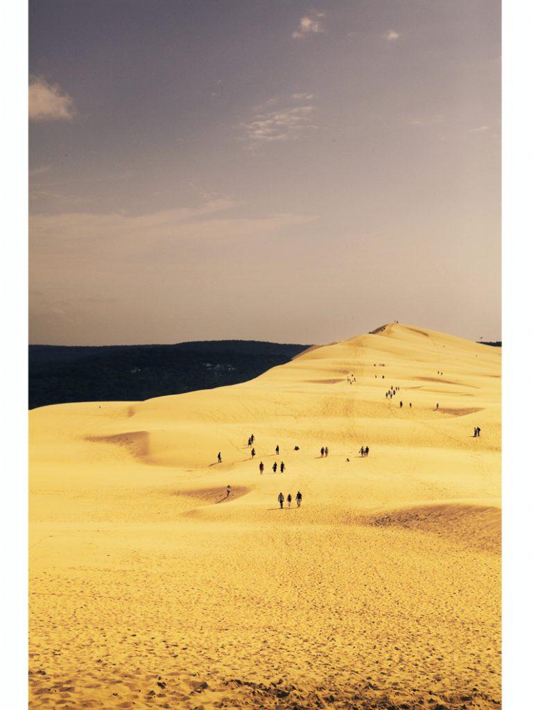 dune du pilat ou pyla