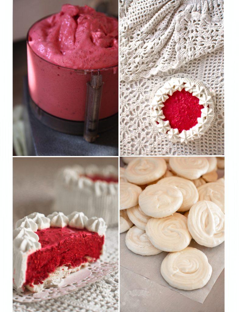 recette meringue sorbet chantilly