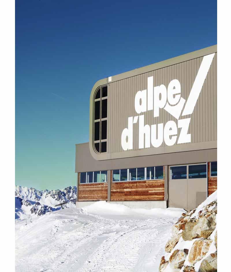 station de ski Alpe d'Huez