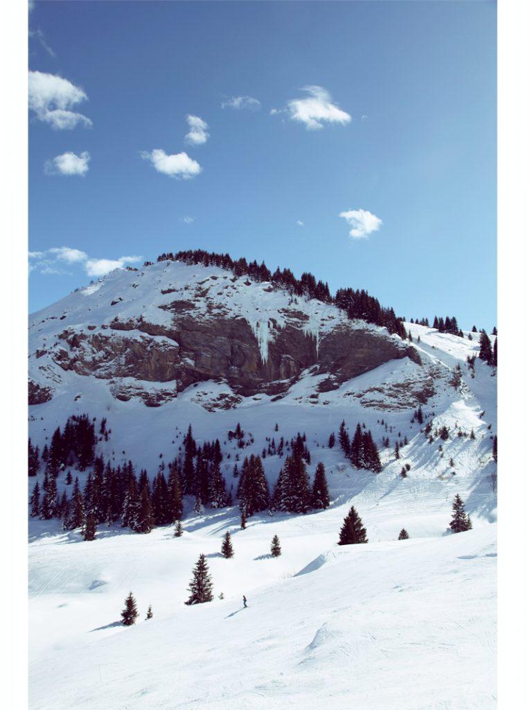 Ski Praz sur Arly
