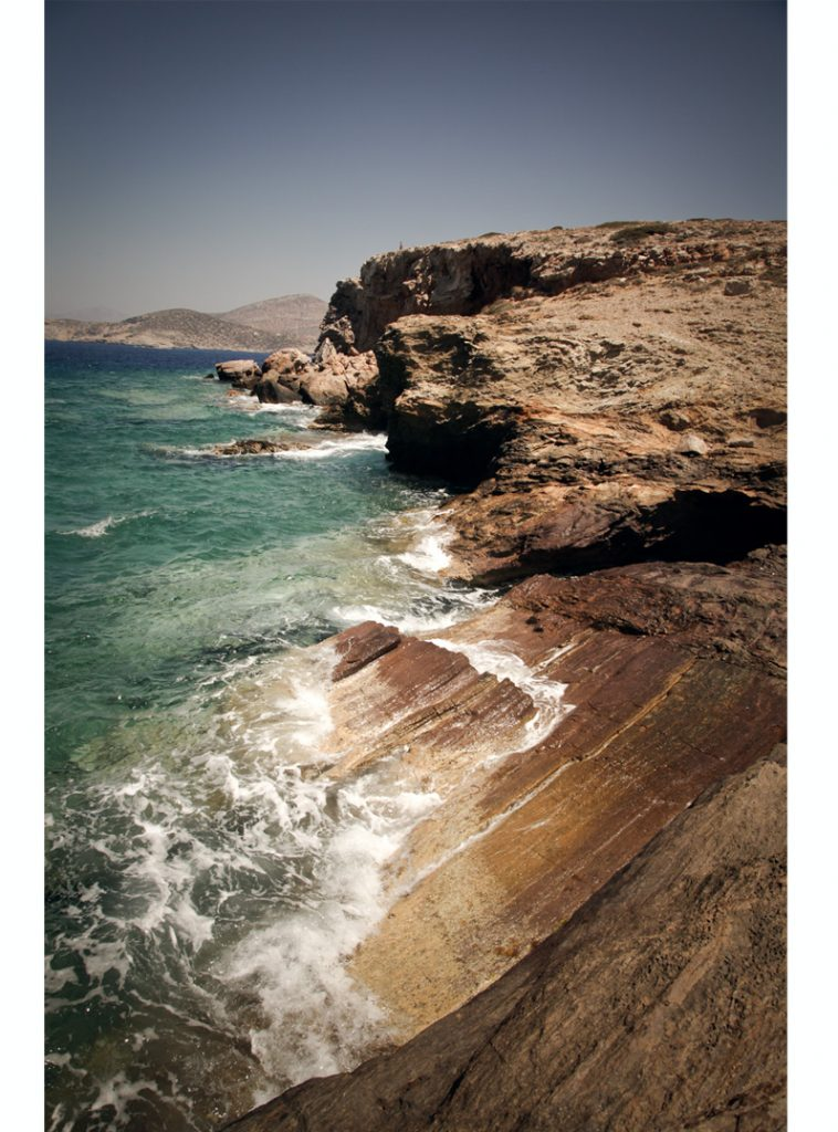 Amorgos pointe sud
