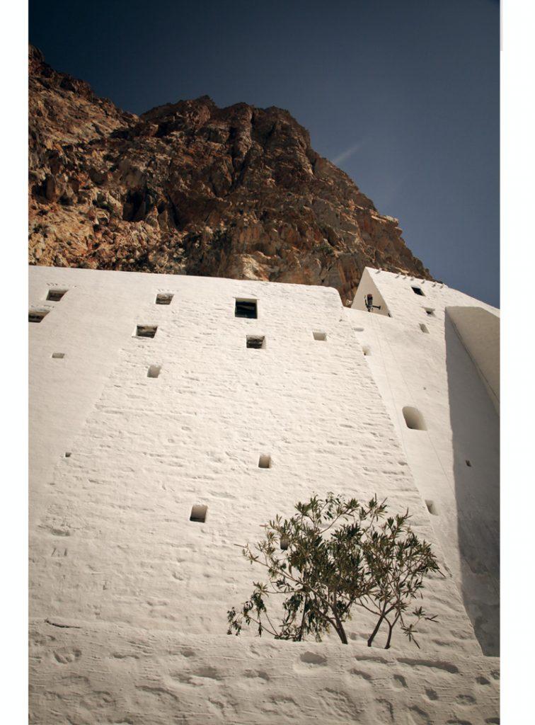monastère panagia hozoviotissa Amorgos