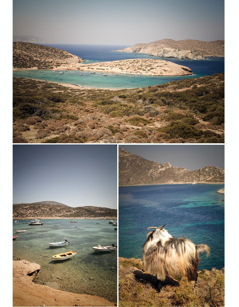 Amorgos les Cyclades Cap Palos